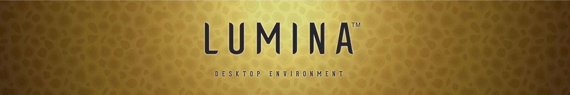 Home :: Lumina Desktop Environment